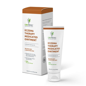 CBDMEDIC™ Eczema Therapy Medicated Ointment - 1.4oz