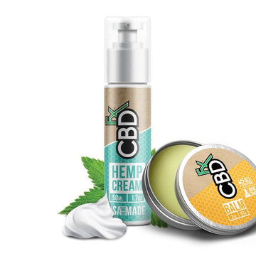 CBD Fx Topical Bundle