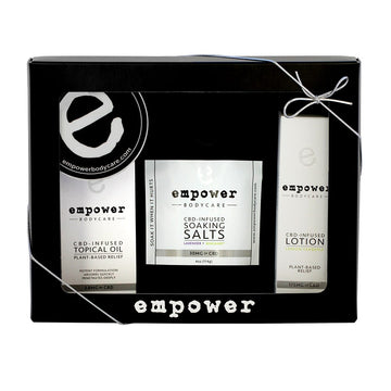 Empower® Topical Relief Lotion Gift Box