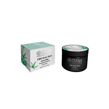 Prana Principle™ CBD Body Balm - 3oz - 500mg