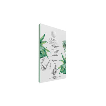 Prana Principle™ CBD Infused Hand Masks - 20mg - 2 Pack