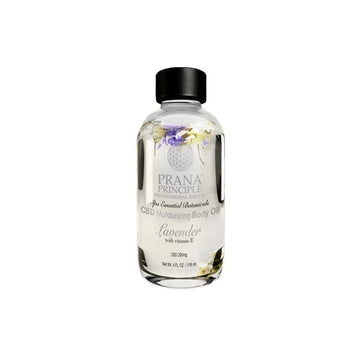 Prana Principle™ CBD Moisturizing Body Oil - 4oz - 200mg