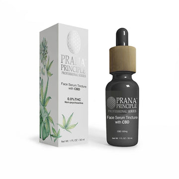 Prana Principle™ Face Serum With CBD - 1oz - 100mg