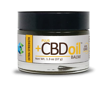 PlusCBD Oil™ Balm - Extra Strength - 1.3 oz - 100mg