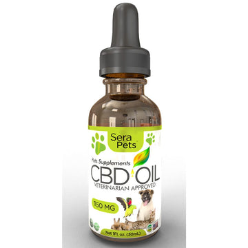 Sera Pets CBD Tincture Oil - 30ml (2 Strength Options)