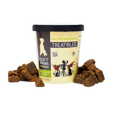 Treatibles® Soft Chews for Dogs - 2.5g - 60 Count