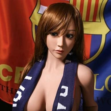 Sex Doll footballeuse