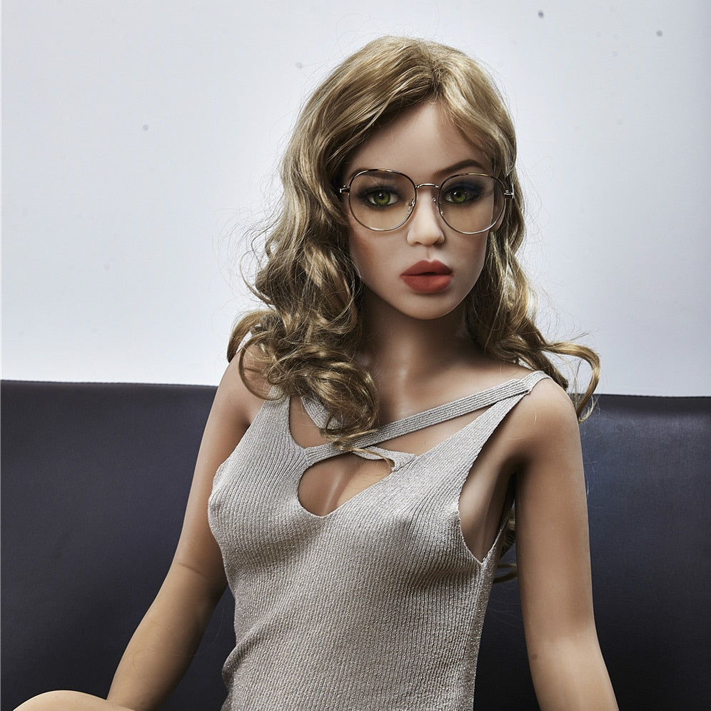 Sex Doll à Lunette Brune