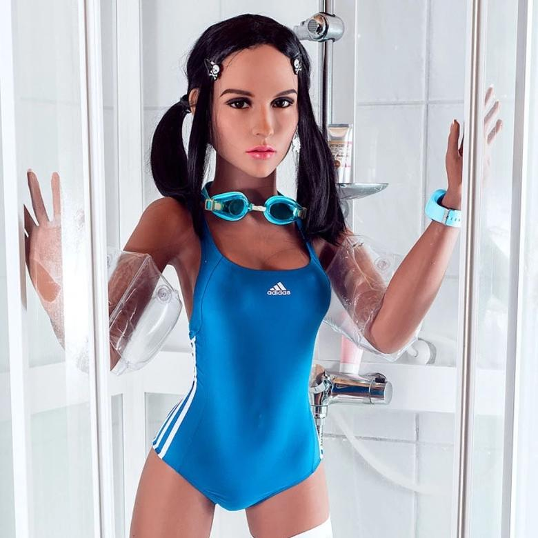 Sex Doll mouillé