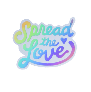 Sticker Bliss ❤ Spread the Love