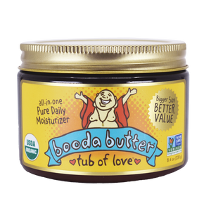 Booda Butter ❤ Tub of Love