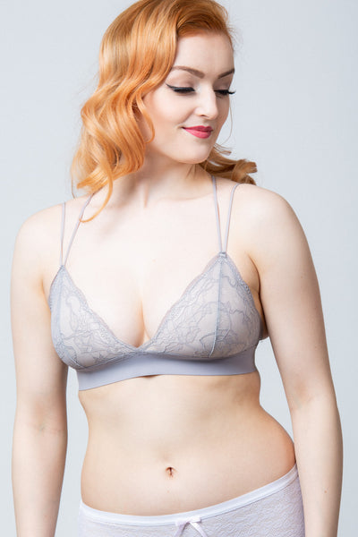 Harmaat Dream Bralette Rintaliivit