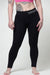 magic bodyfashion yoga pants mustat leggingsit
