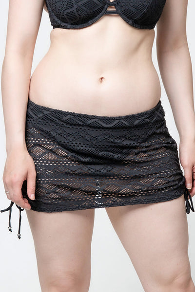 Sundance Skirted Brief Mustat Bikialaosat
