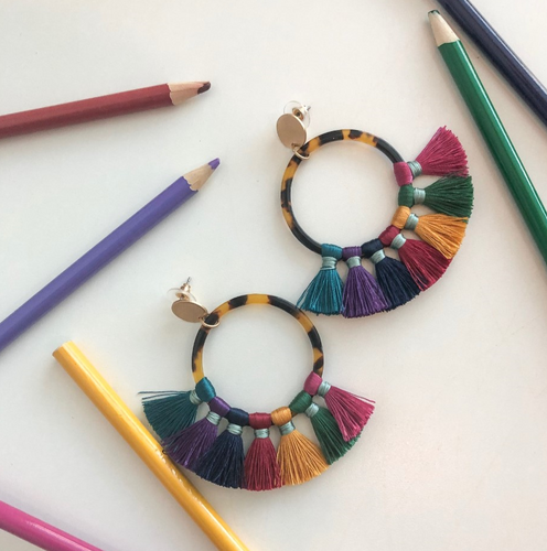 Crayola Tortoise and Tassel Drops