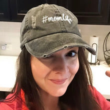 Load image into Gallery viewer, #momlife Hat