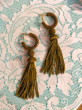 Load image into Gallery viewer, Brittany Beaded Tassels