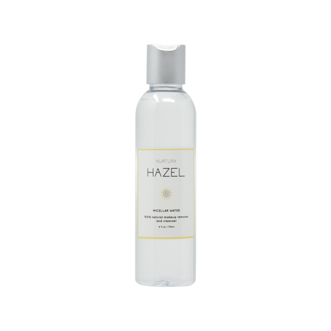 Micellar Water (Formulated with Witchhazel)