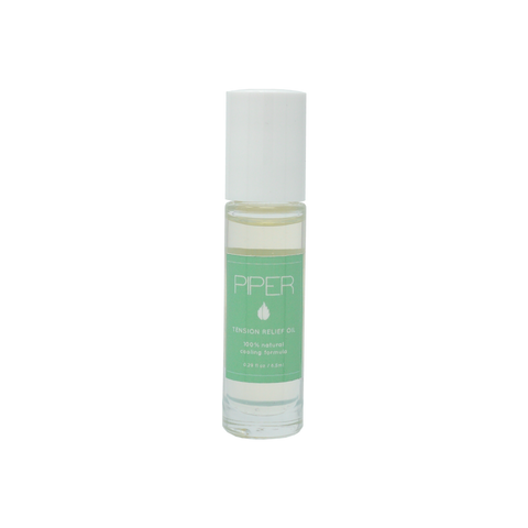Tension Relief Oil with Aromatherapy