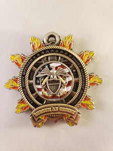 3D Mustang Challenge Coin