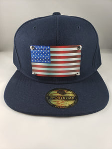 Custom U.S. Flag Hat