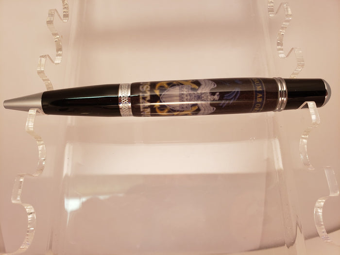 U.S. Navy Mustang Custom Wall St Pen