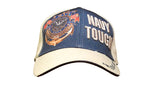 NAVY TOUGH SEA IS OURS CAP