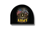 ARMY DOUBLE FLAGS BEANIE