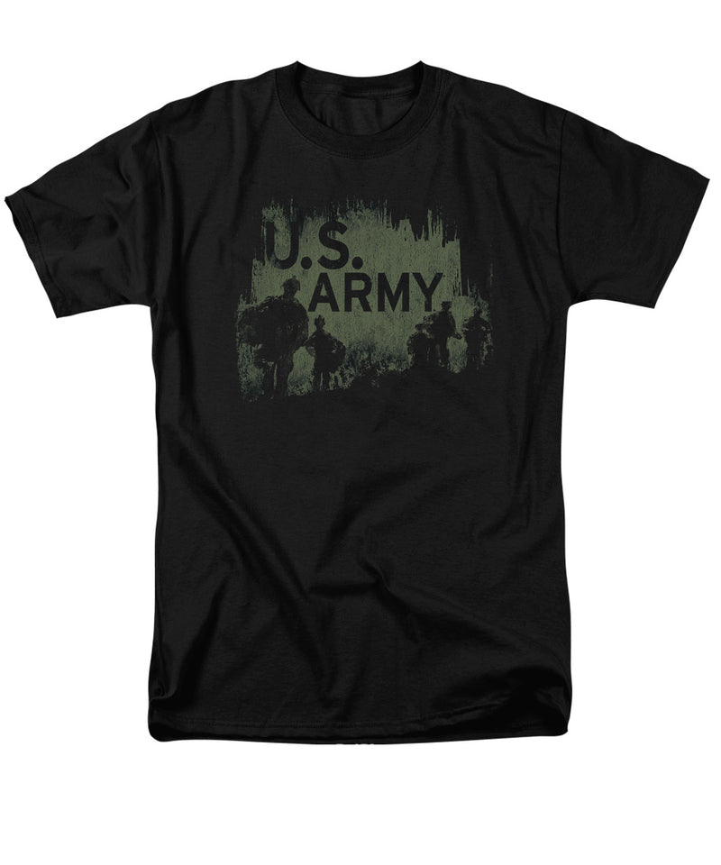 ARMY/SOLDIERS - S/S ADULT 18/1 - BLACK