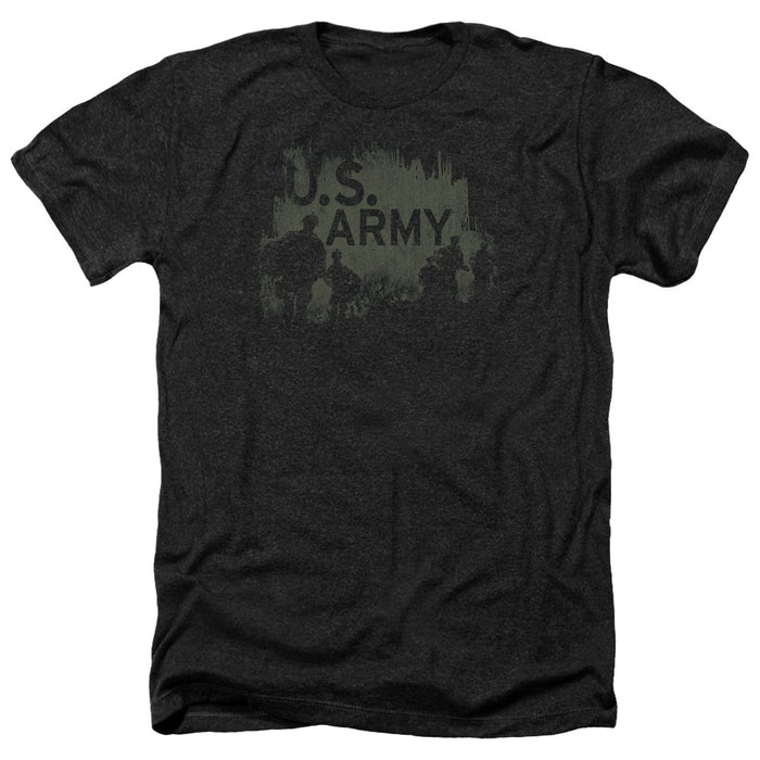 ARMY/SOLDIERS-ADULT HEATHER-BLACK