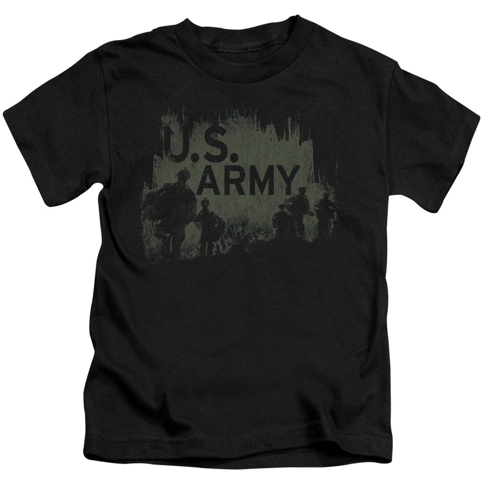 ARMY/SOLDIERS - S/S JUVENILE 18/1 - BLACK