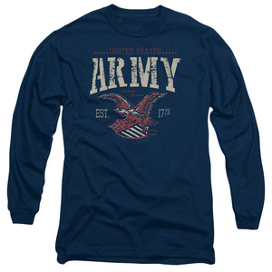 ARMY/ARCH-L/S ADULT 18/1-NAVY