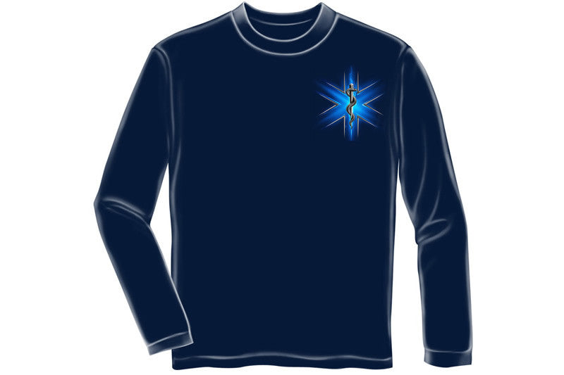 EMS Prayer Long Sleeve T-Shirt