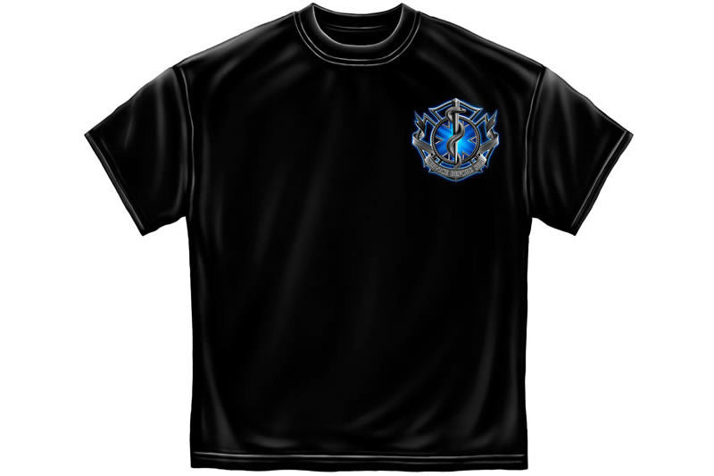 FIRE RESUCE Short Sleeve T Shirt