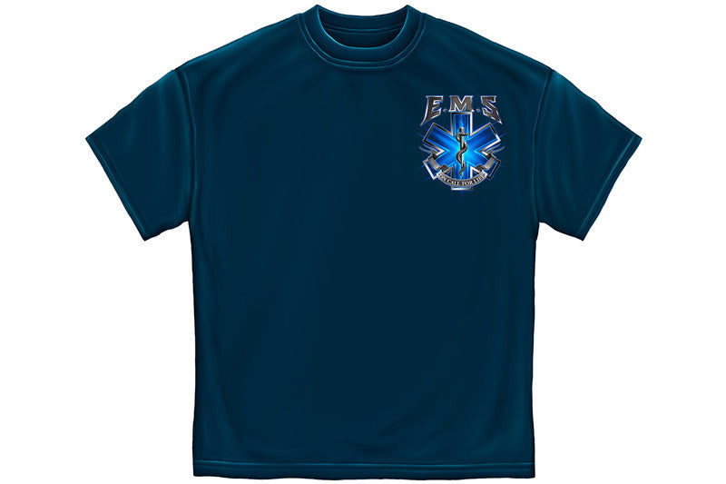 On Call For Life EMS Short Sleeve T Shirt