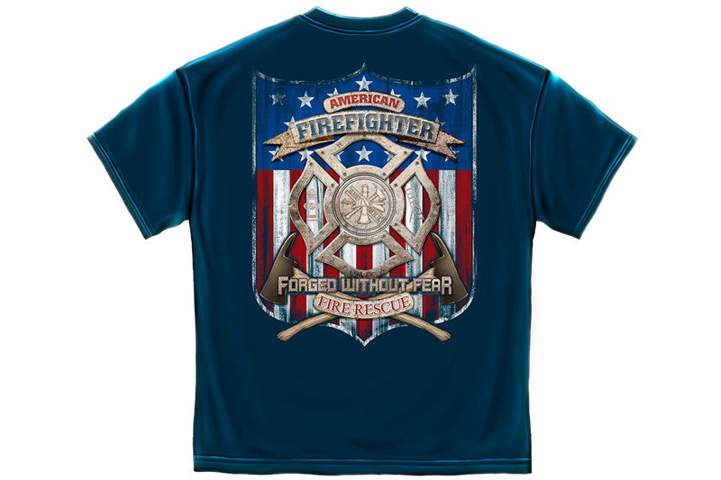 American Firefighter Short Sleeve T Shirt