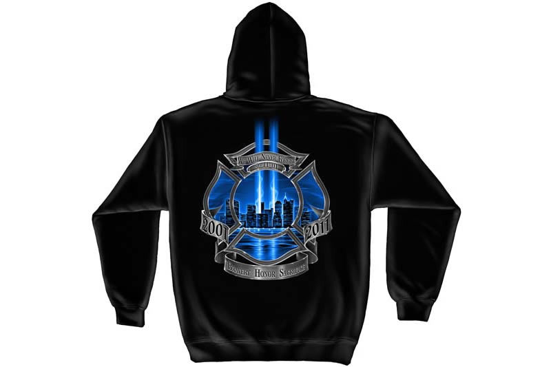 High Honor Firefighter Hooded Sweatshirt