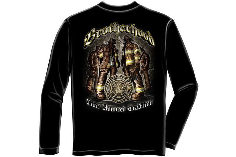 Time honored Tradition brotherhood Long Sleeve T-Shirt