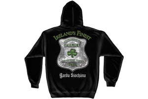 Garda Ireland Finest Hooded Sweatshirt