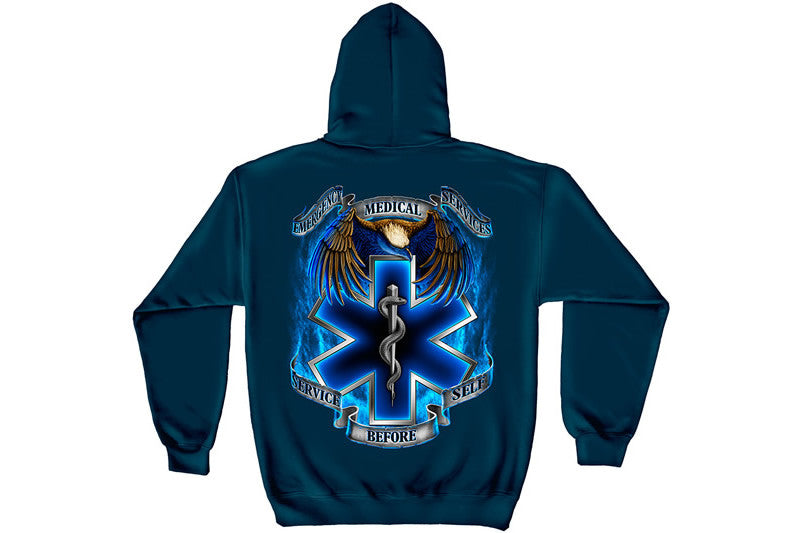 HEROS EMS Hooded Sweatshirt
