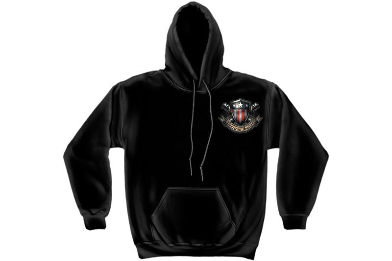 True Patriot Hooded Sweatshirt