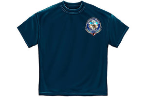EMS Badge Of Honor Short Sleeve T Shirt