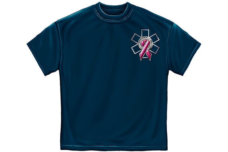 EMS Fight For a Cure Short Sleeve T Shirt