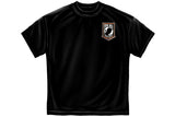 POW CHROME WINGS Short Sleeve T Shirt
