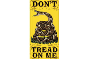 Don't Tread On Me Towels