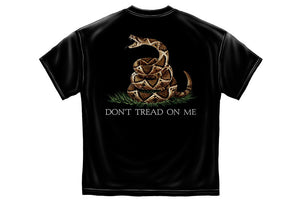 Don't Tread on me Short Sleeve T Shirt