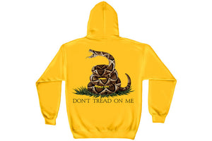 Don't Tread on Me Hooded Sweatshirt