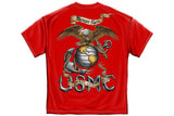 SHIRTS EAGLE USMC Short Sleeve T Shirt