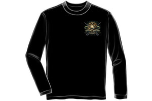 DEVIL DOG FIRST IN MARINE Long Sleeve T-Shirt