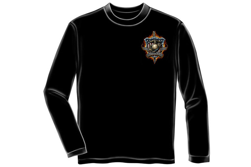 ALWAY A MARINE Long Sleeve T-Shirt